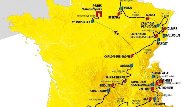 etappe 11 tour de france 2019