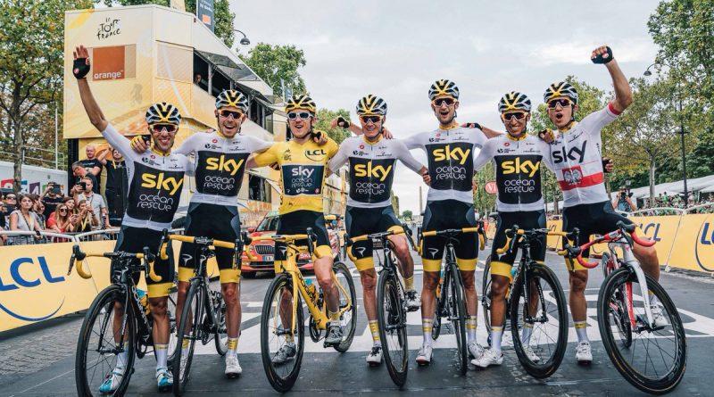 Dernière saison pour le sponsor Sky