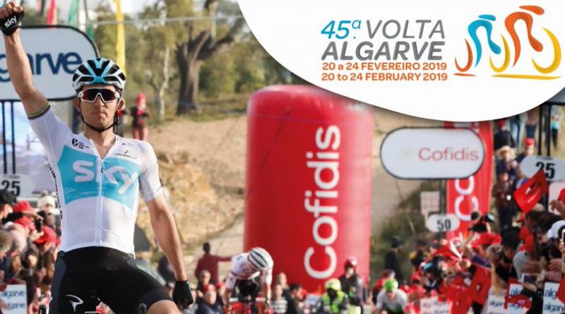 Présentation du Tour d'Algarve (2.HC)