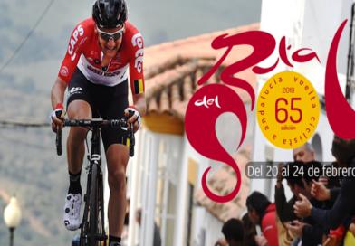 Présentation du Tour d'Andalousie (2.HC)