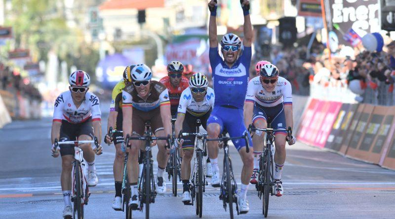 Milan-San Remo: Julian Alaphilippe remporte son premier Grand Monument!