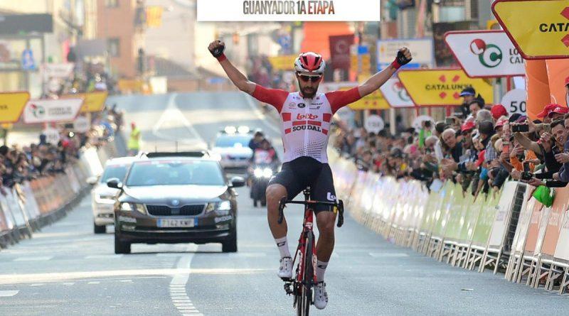 Tour de Catalogne étape 1: le show Thomas De Gendt