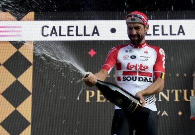 Les images de la première étape du Tour de Catalogne