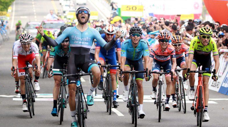 Tour de Taiwan (2.1) étape 4: James Piccoli s'impose Jonathan Clarke