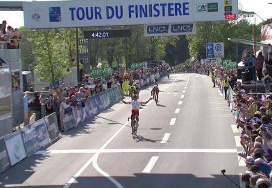 Le Tour du Finistère (1.1) pour Julien Simon