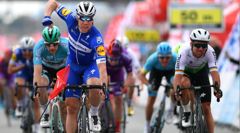 Tour de Turquie étape 3: Fabio Jakobsen prive Sam Bennett d'une troisième victoire