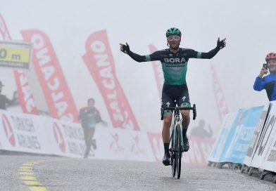 Tour de Turquie étape 5: Felix Großschartner fait coup double au terme de l'étape reine