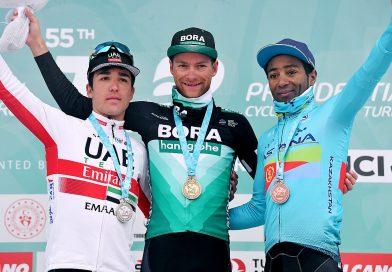 Felix Großschartner remporte le Tour de Turquie, la dernière étape pour Caleb Ewan