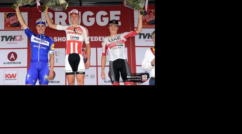 Tim Merlier vainqueur du Tour des onze villes (1.1)