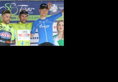 Diego Ulissi vainqueur du Tour de Slovénie, Giacomo Nizzolo remporte la dernière étape