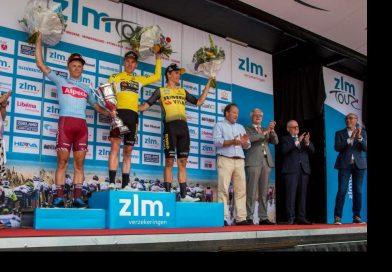 Le ZLM Tour pour Mike Teunissen, Caleb Ewan s'impose sur la dernière étape