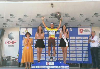 Benoît Cosnefroy remporte le Tour du Limousin, la dernière étape pour Francesco Gavazzi