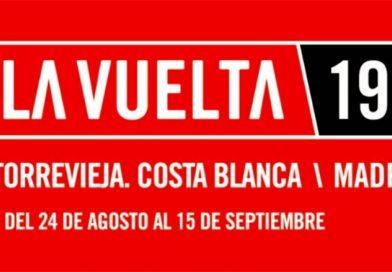 Vuelta 2019: la liste des partants