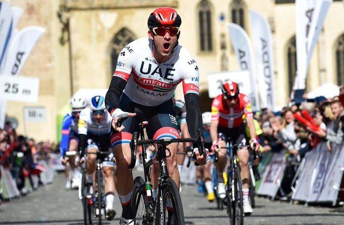 Tour de Slovaquie (2.1): la première étape remportée au sprint par Alexander Kristoff