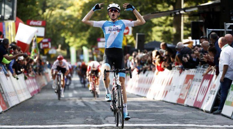 Krists Neilands vainqueur en solitaire du Grand Prix de Wallonie